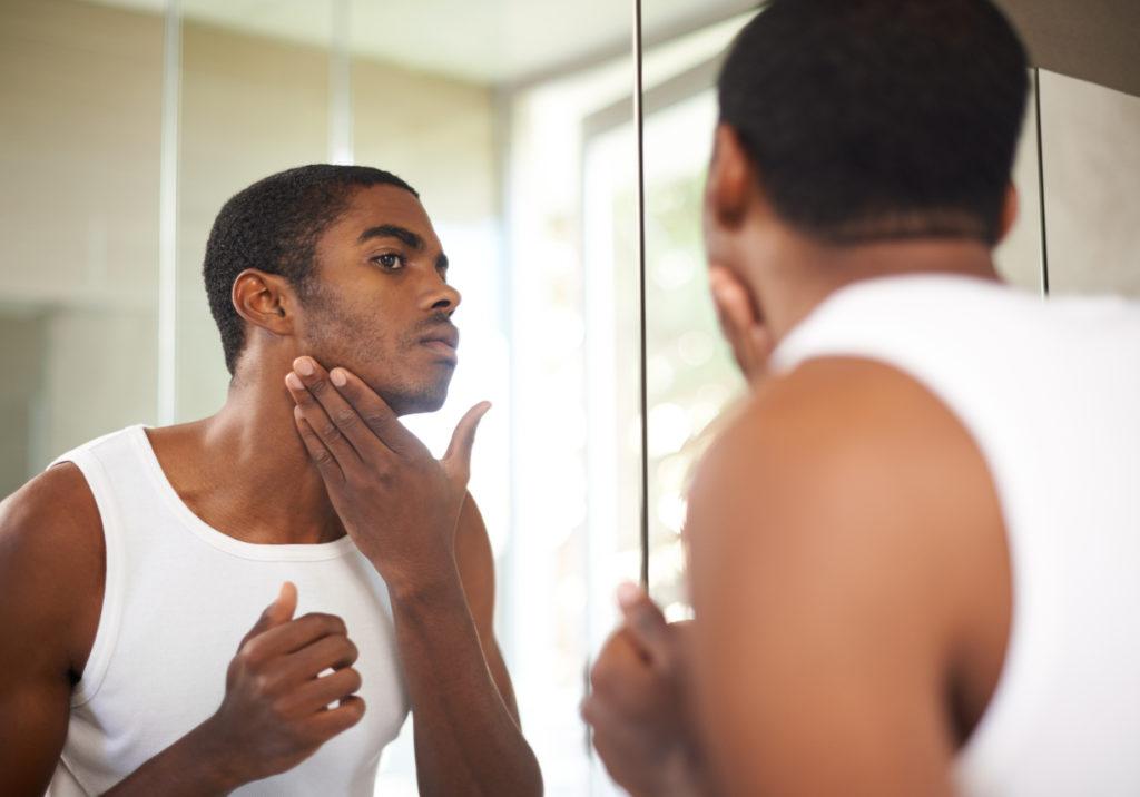Advances in male skin care treatment